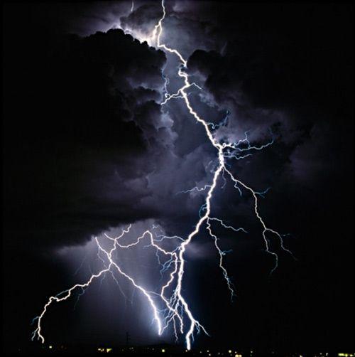 Worst Lightning Storm In History