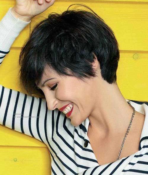 Stili Pixie più carini per te »Acconciature 2020 Nuove acconciature e colori di capelli
