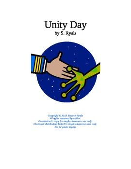Unity Day Original Bullying Play Elementary Script Readers Theater