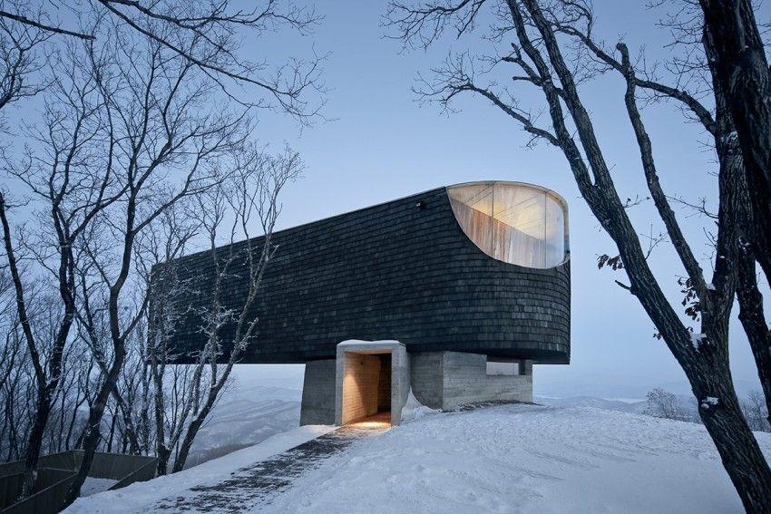 Stage of Forest Architect Magazine Meta-Project, Ji Lin, China