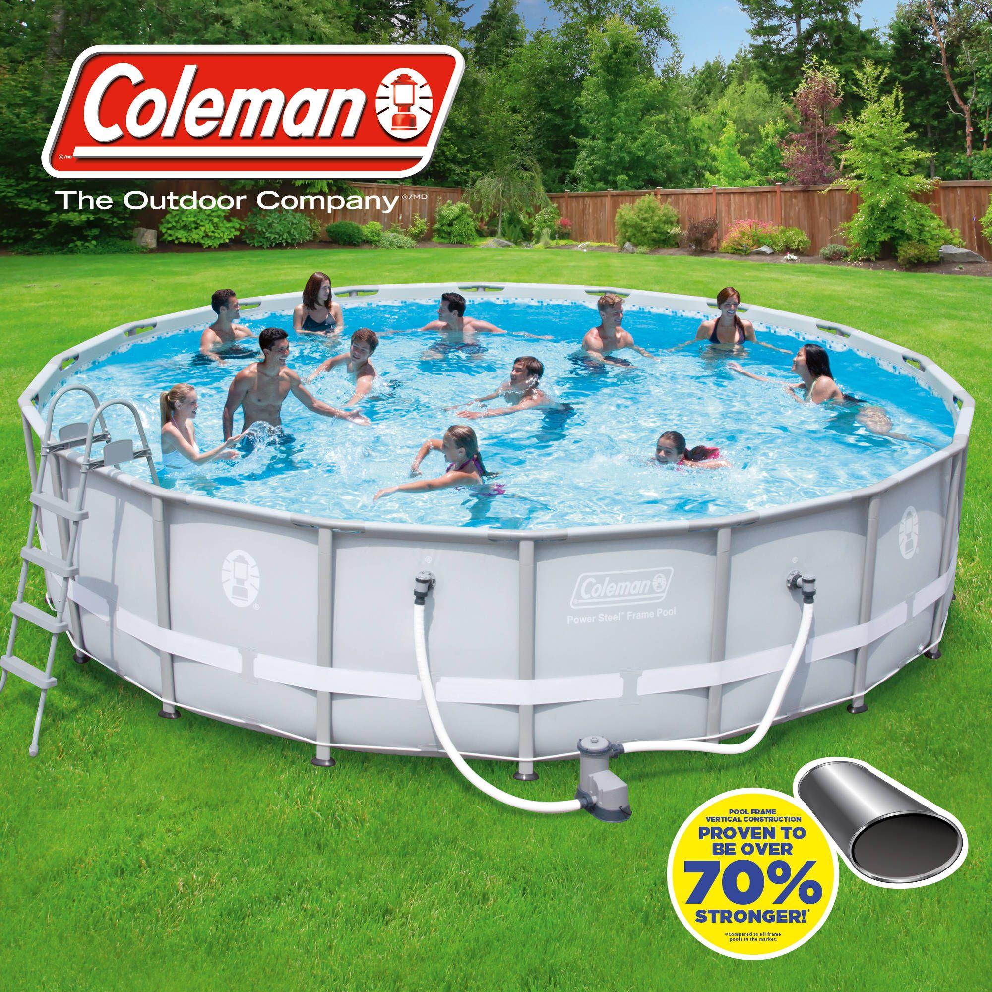 Coleman 18\' x 48\