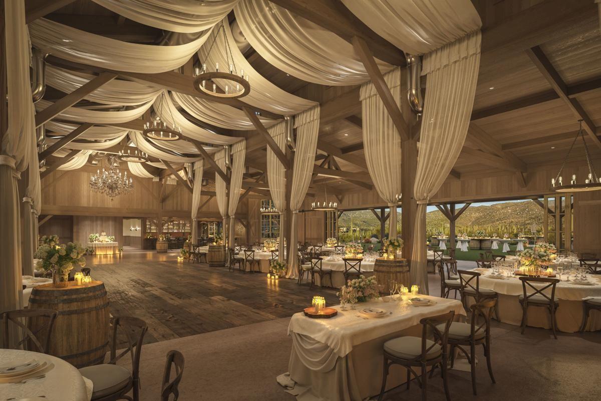 46+ Wedding venues tucson barn information