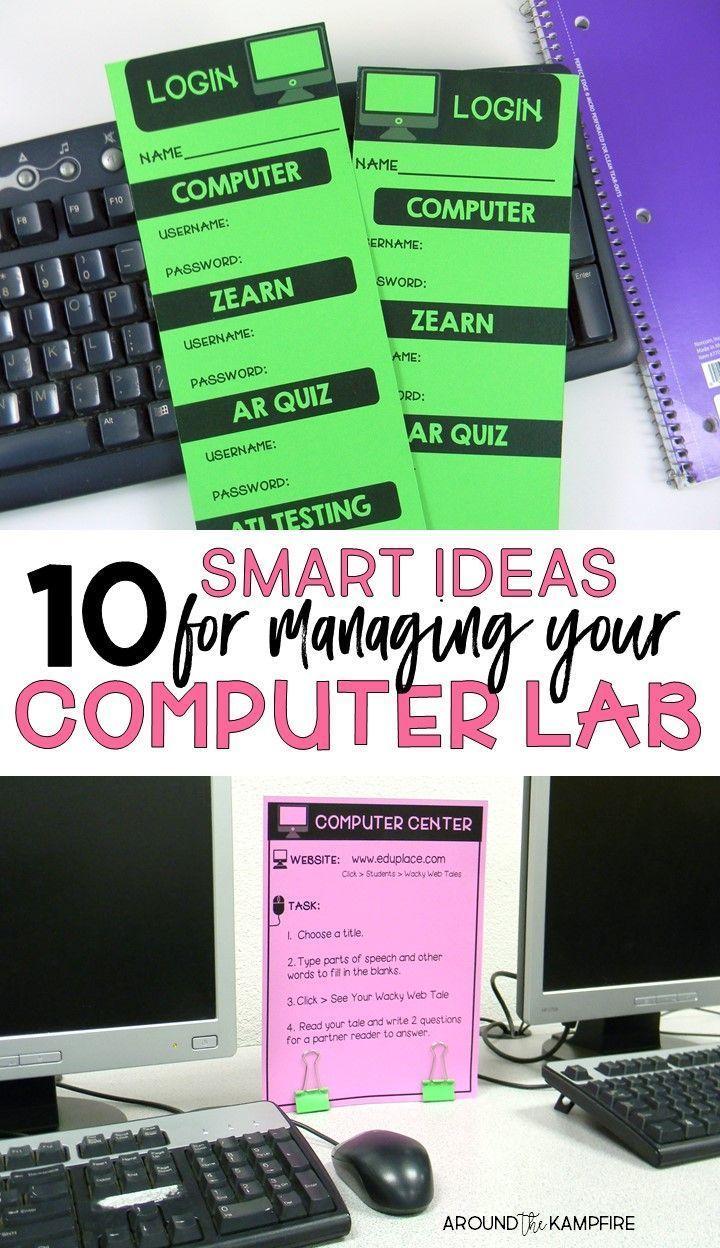 Verwalten Sie Ihr Computerlabor wie einen Chef! Klassenmanagement für Techniklehrer