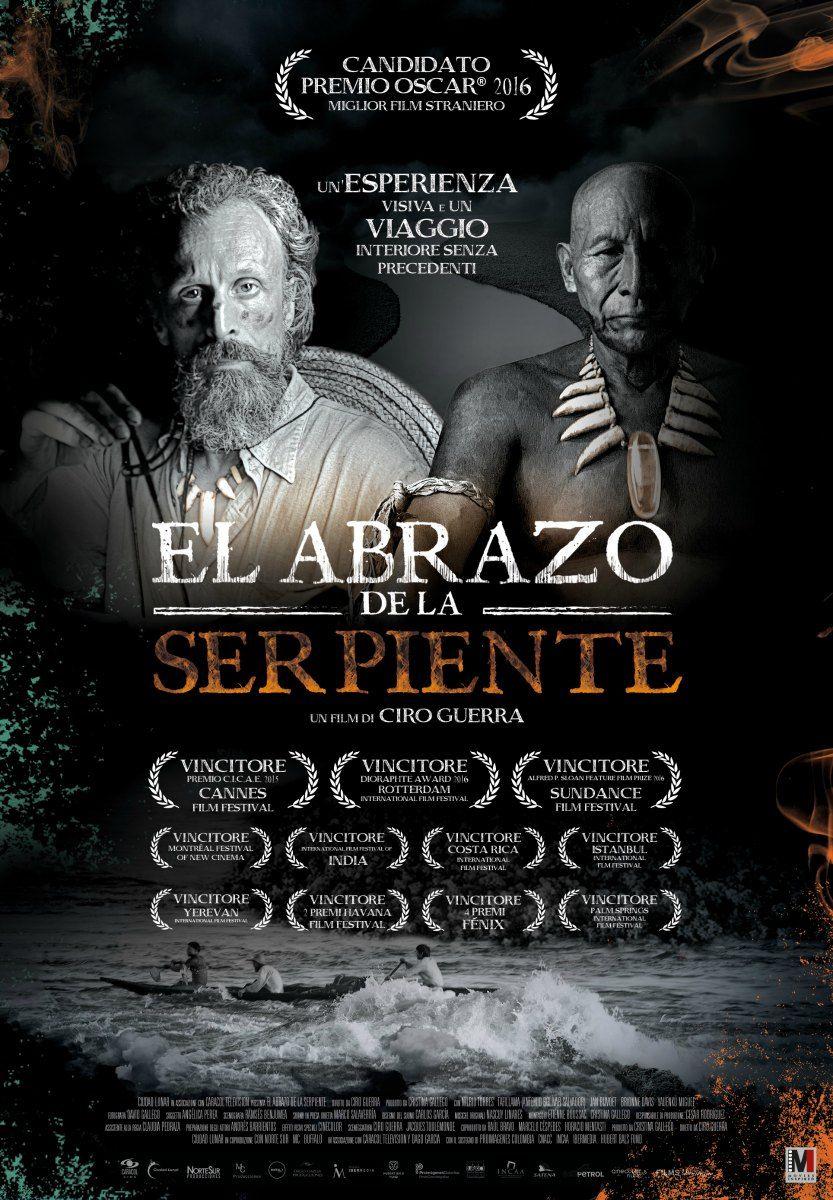 El abrazo de la serpiente, il film di Ciro Guerra, dal 4 agosto al ...