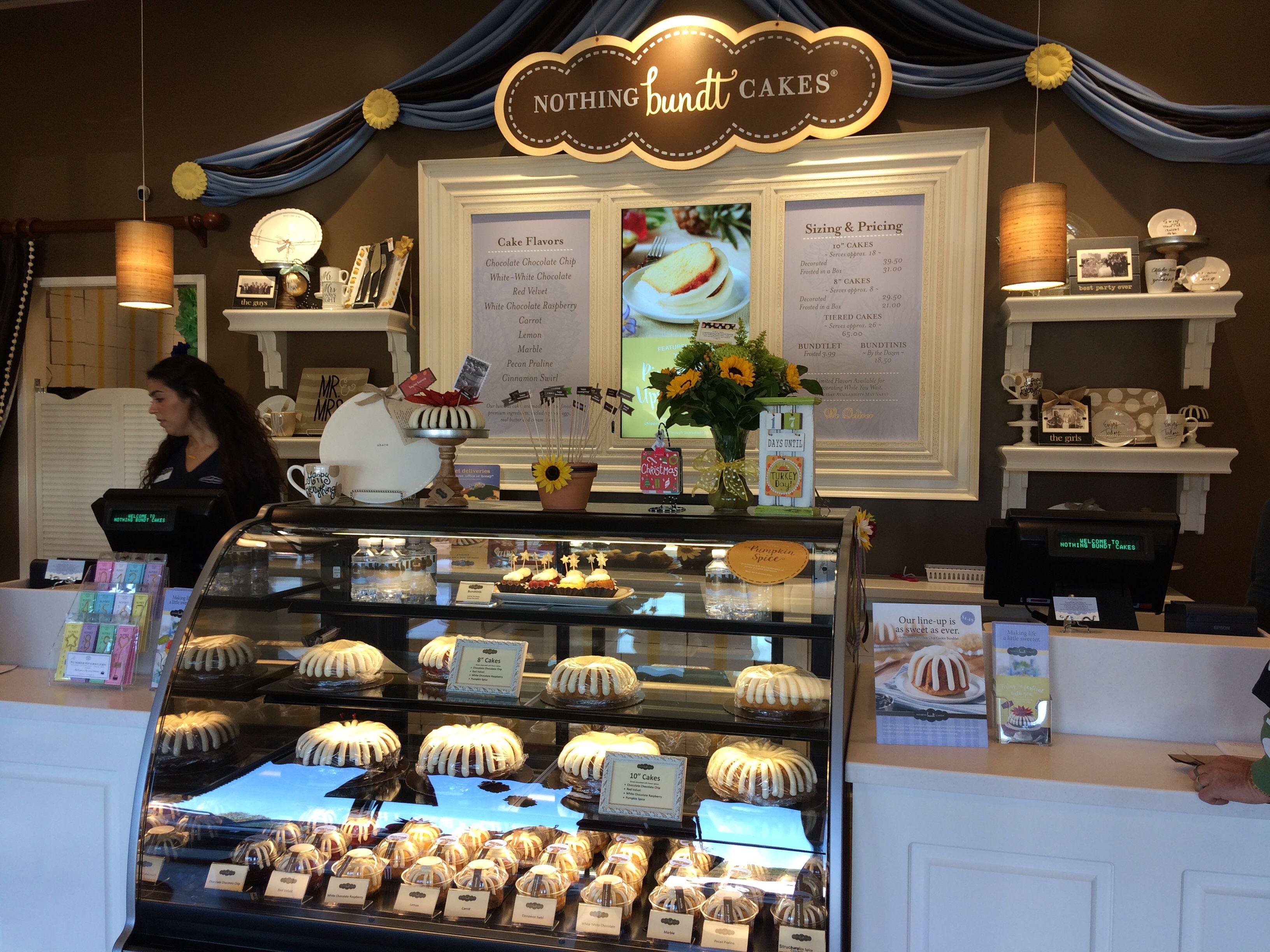 Bundt Cake Bakery Atlanta