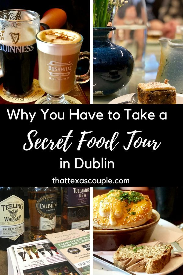 Why You Have to Book Dublin's Secret Food Tour