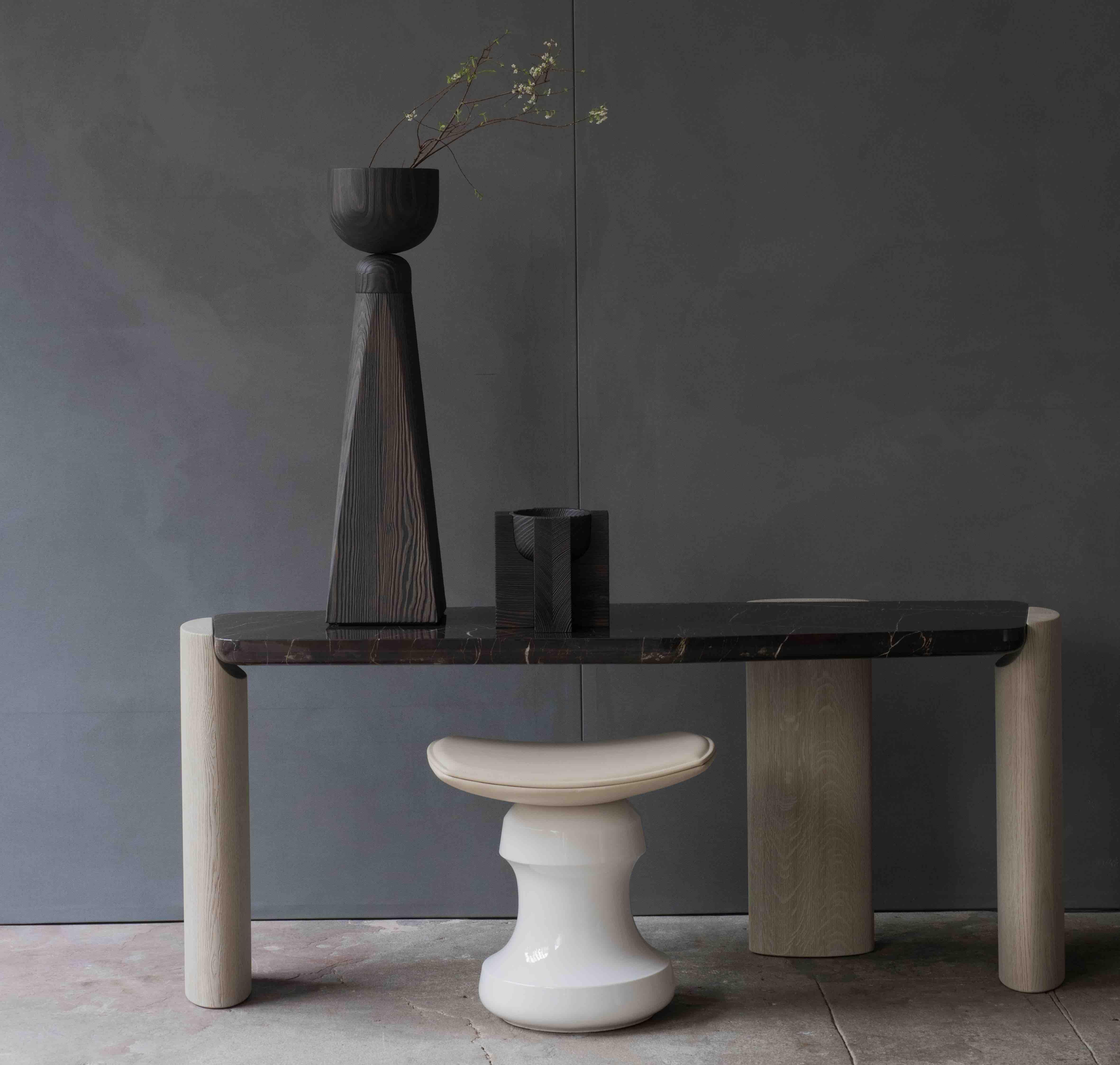 Lob Design Pouf.Lob Low Console Table Desk Design Christophe Delcourt