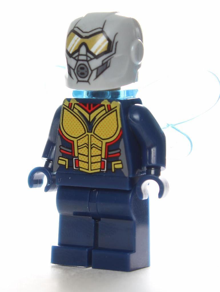 Marvel Super heroes minifigures Captain on lego bricks Custom Kree Warrior
