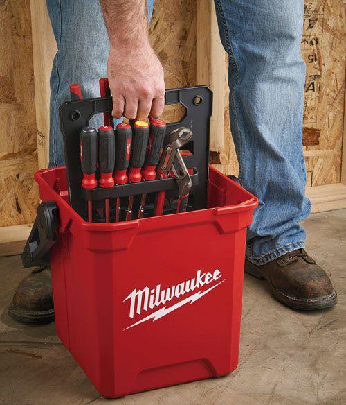 milwaukee tool chest garage. milwaukee tool box insert 48-22-8010 chest garage