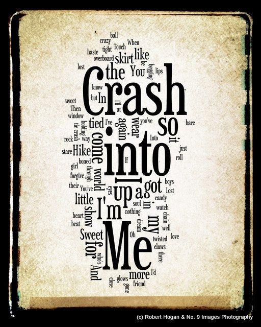 Crash Into Me Lyrics
