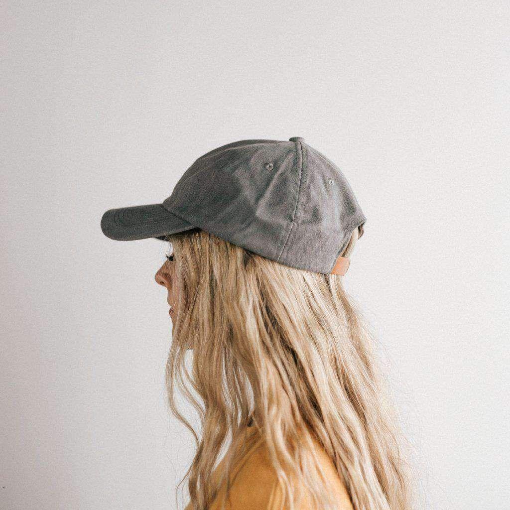 Amy Ballcap - Light Grey