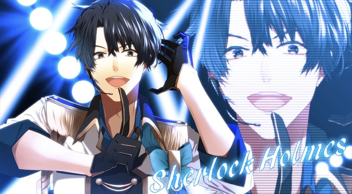 A Traveler In Otome and Anime Worlds — Boys band Sherlock