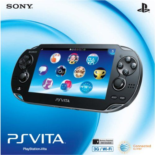 Quick and Easy Gift Ideas from the USA  PlayStation Vita 3G/Wi-Fi Bundle http://welikedthis.com/playstation-vita-3gwi-fi-bundle #gifts #giftideas #welikedthisusa