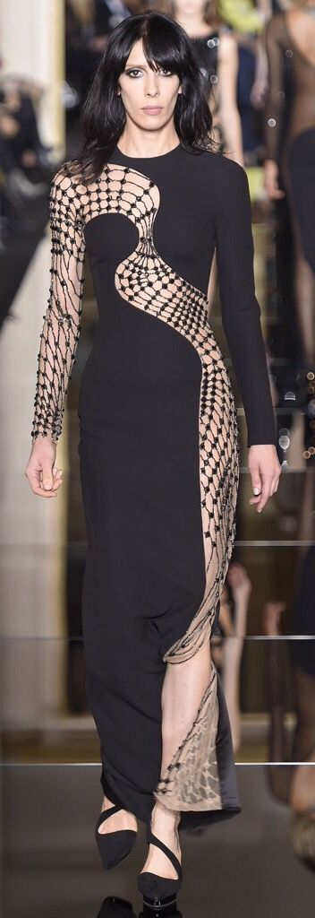 Atelier Versace 2015 Couture Spring WWD