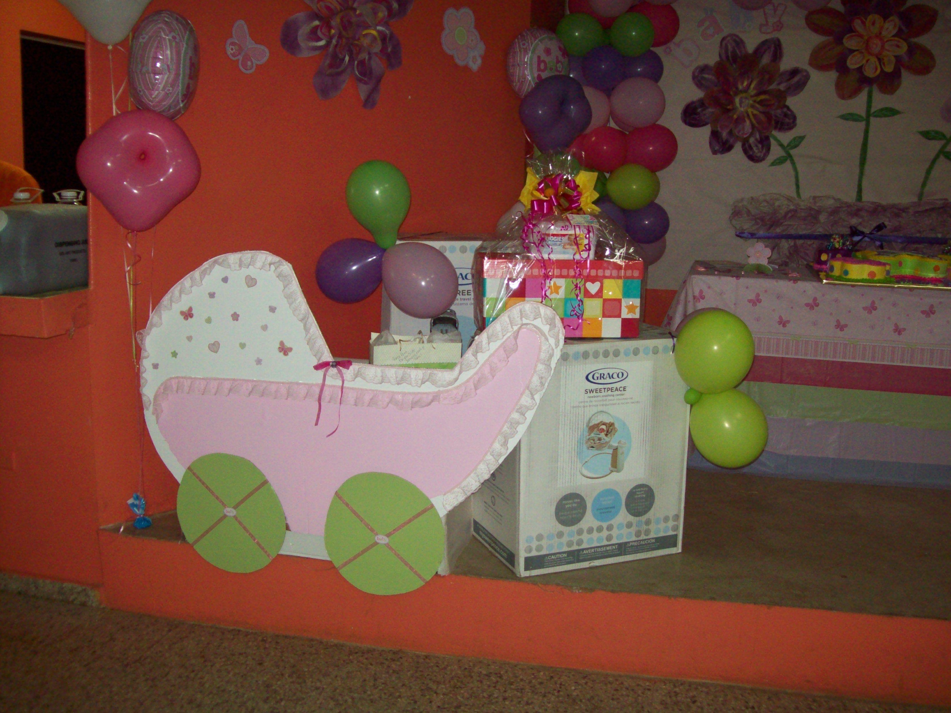 o decorar una caja para echar regalos Imagui