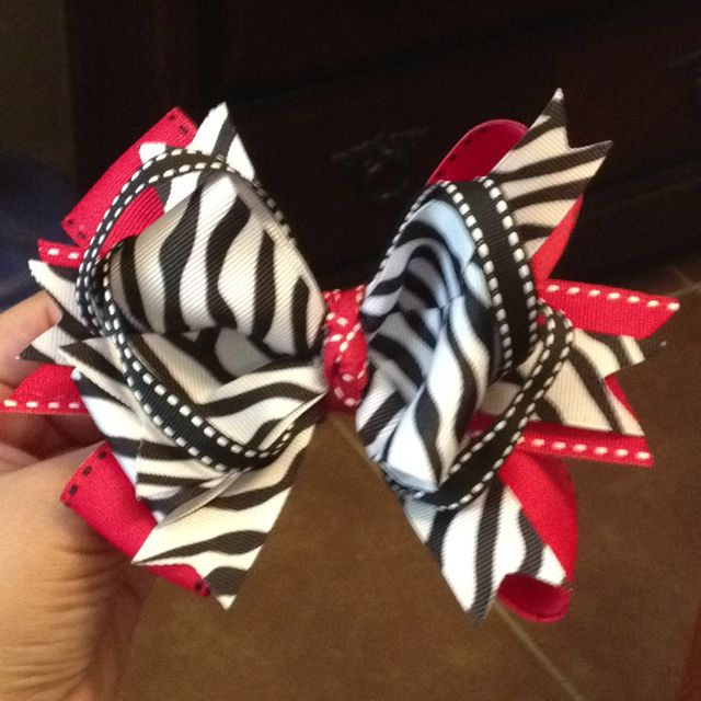 Bows for my girls :)