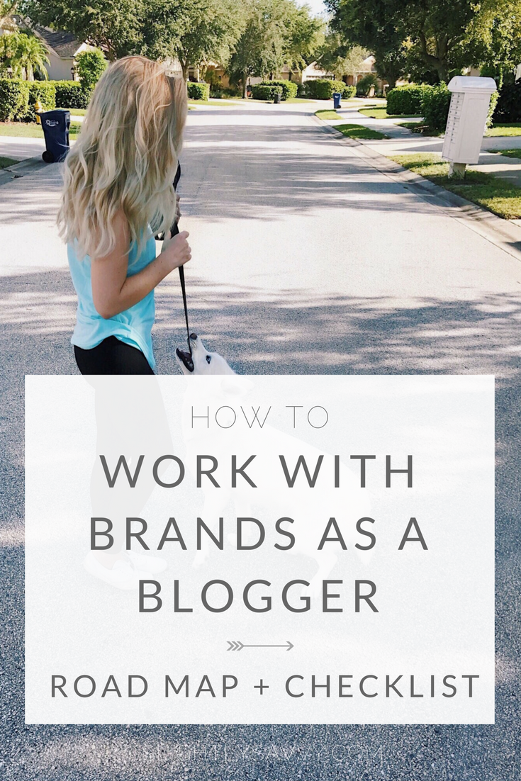 How To Work With Brands On Instagram, Influencer Marketing, How To Make  Money Blogging