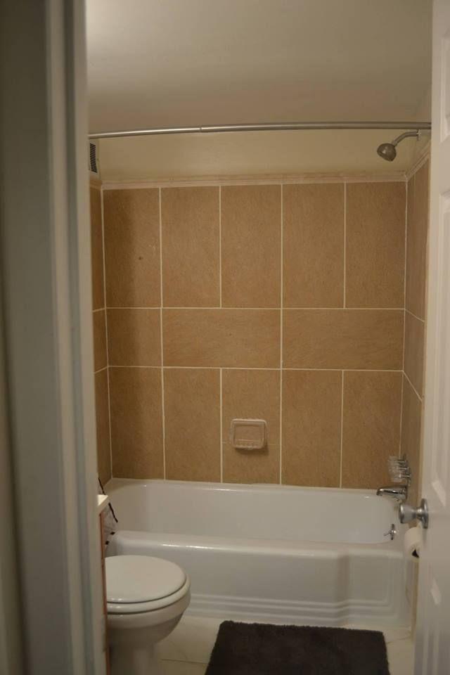 Bathroom Renovation Job
