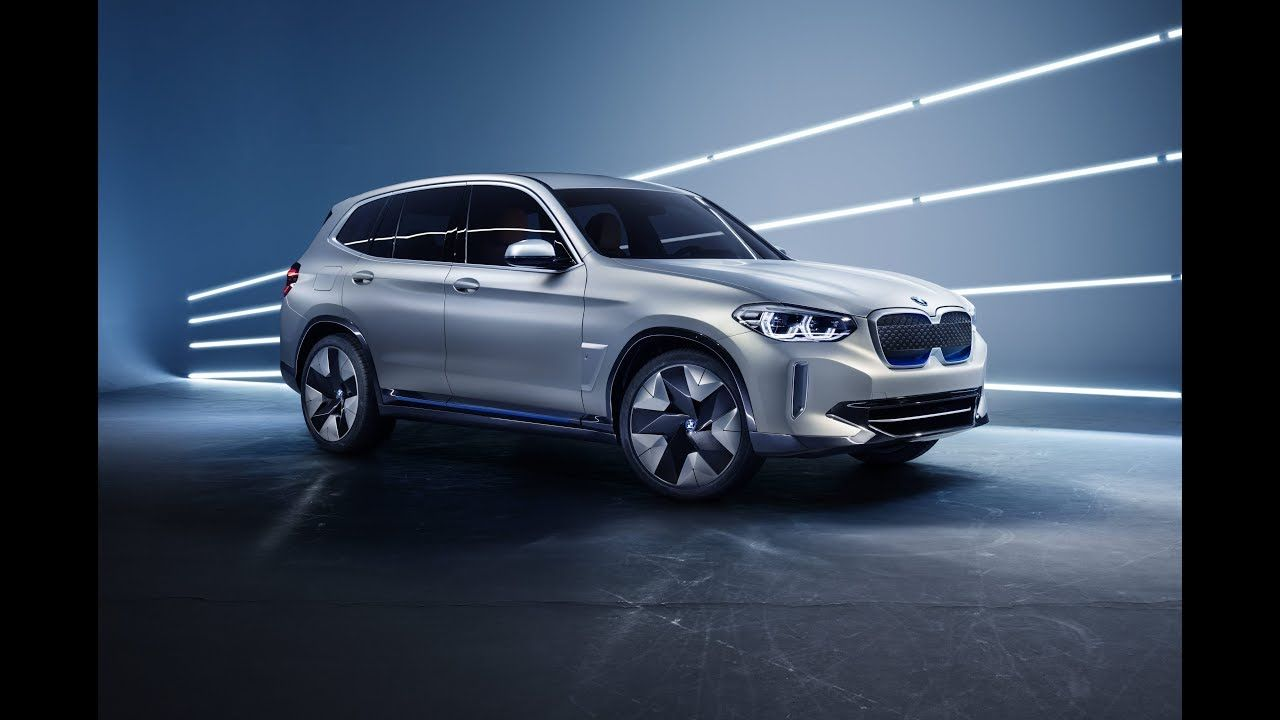 All Electric X3 Concept Revealing 2020 Bmw Concept Ix3 Lastest News Bmw Concept Electric Cars Bmw