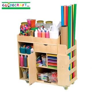 Art Carts Art Cart Art Storage Kids Art Storage Art