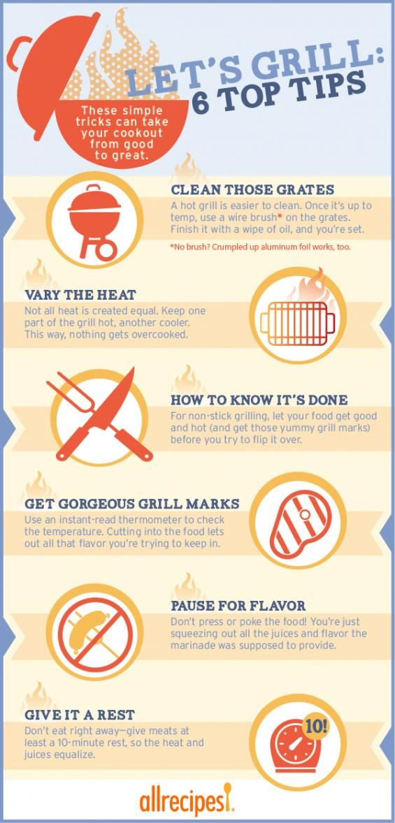 Photo of How many of these six grilling commandments do you already follow? Take your coo…