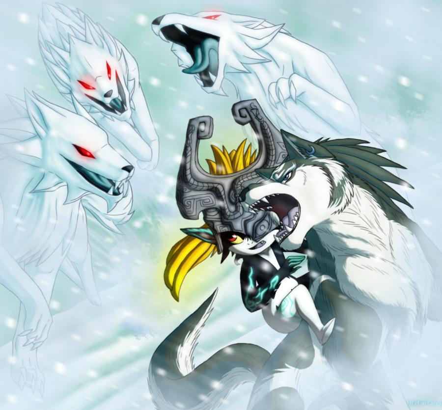 TP: Snowpeak Attack by Lifefantasyx