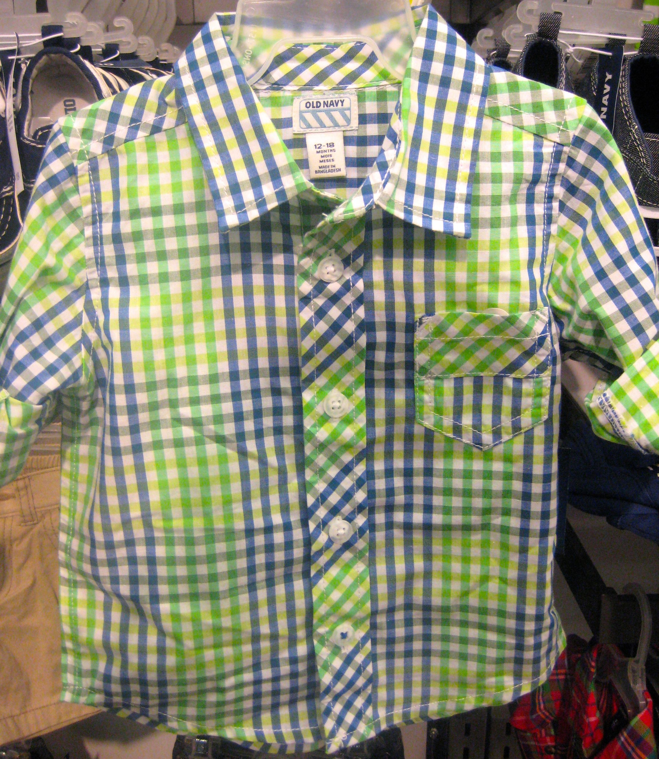 Flannel shirts at kohl's  Old Navy baby boy plaid shirt  burlingtonmall  Our Baby Boy