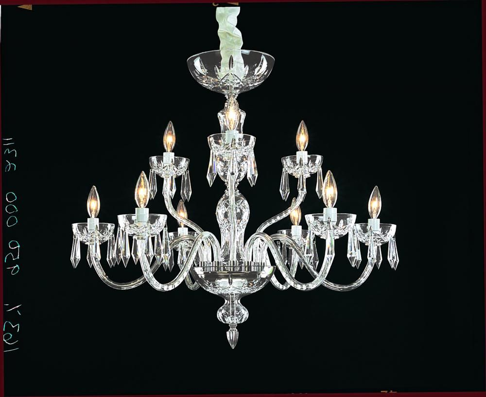 Waterford crystal chandelier vividh pinterest waterford image detail for lismore chandeliers waterford crystal chandeliers arm arubaitofo Choice Image