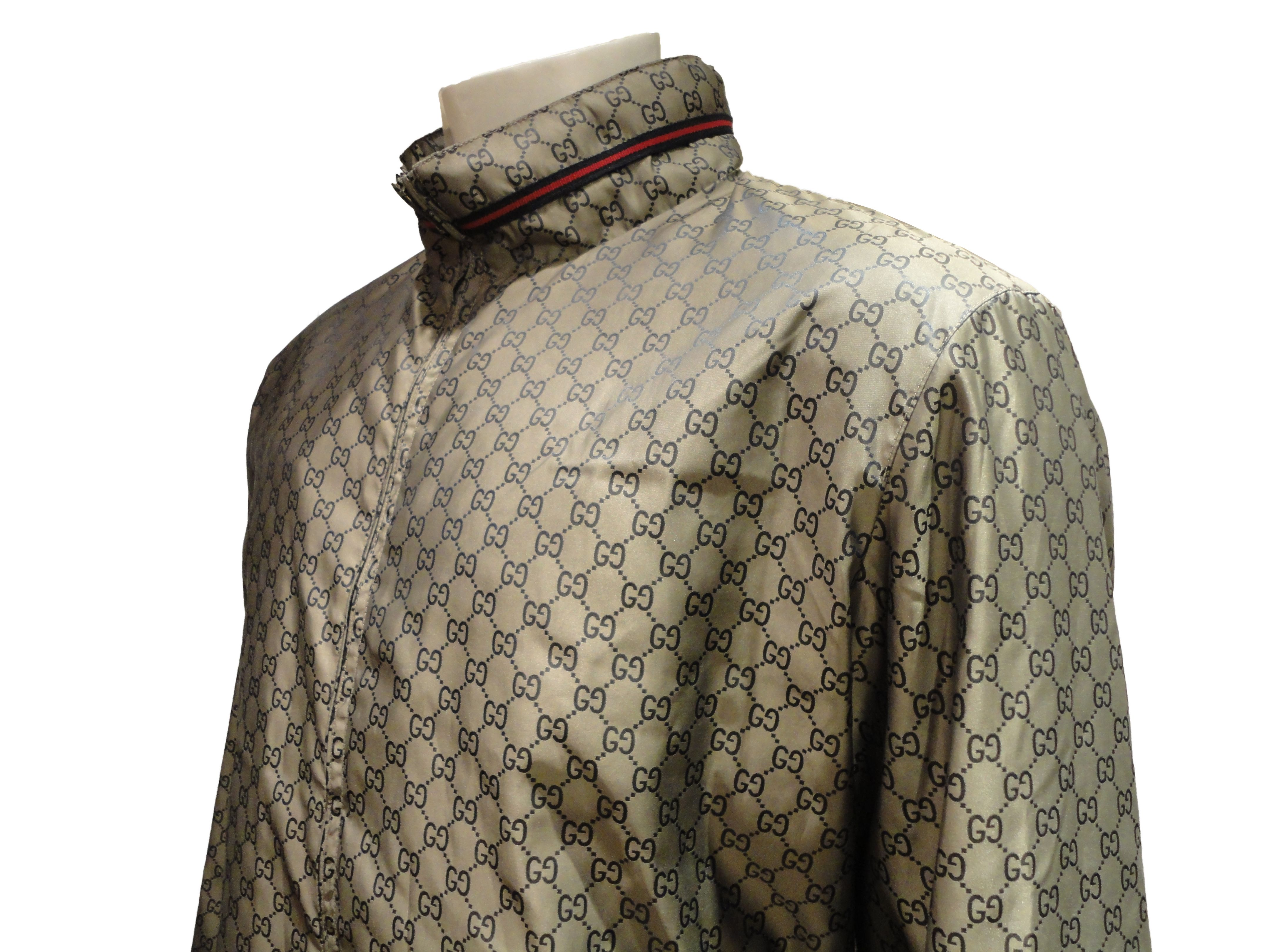 Mens Gucci Jacket Posted By www.houseoflabels.co.uk
