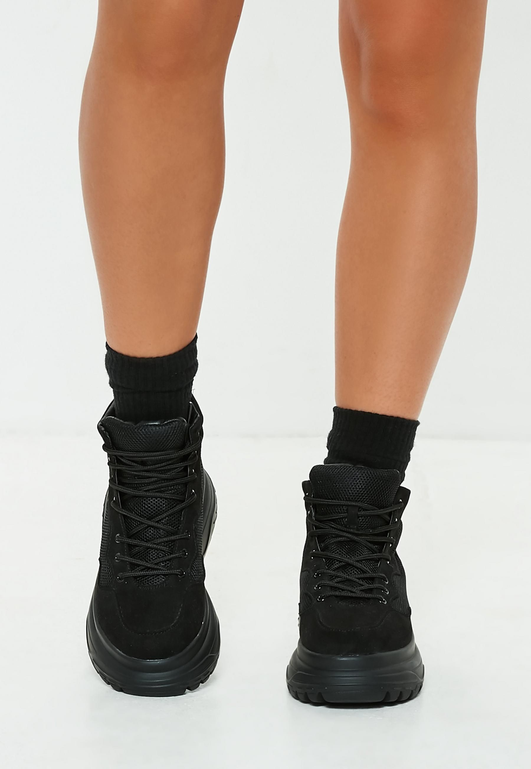 boots with sneaker soles