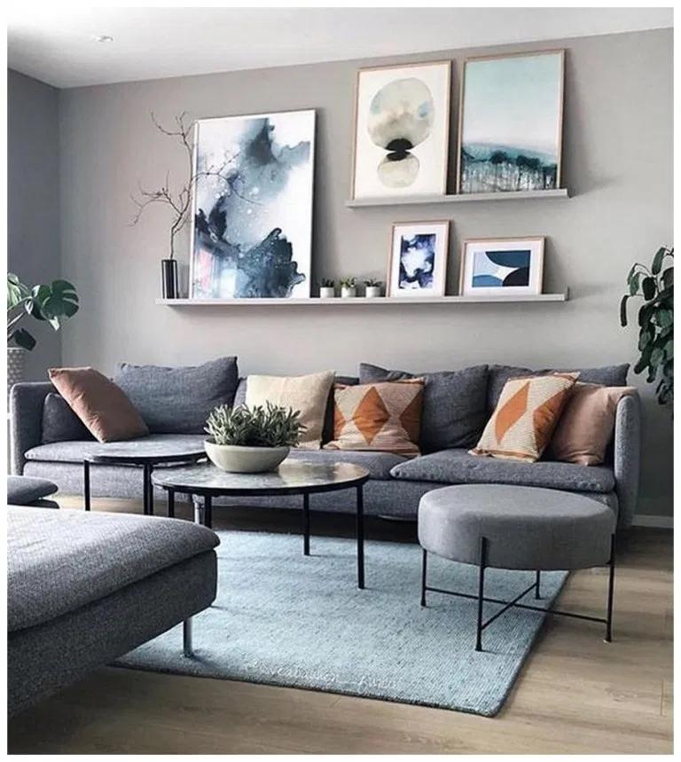 40 Classy Cute Interior Wall Design For Living Room Homedecorsidea Info Simple Living Room Decor Living Room Decor Modern Elegant Living Room Design