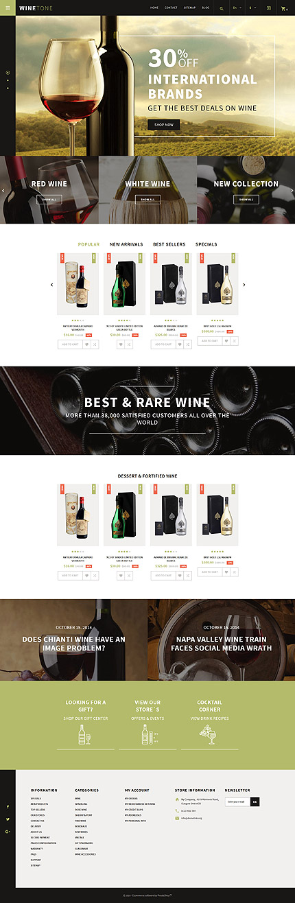 More than 15,000 website templates available! Choose your theme and ...