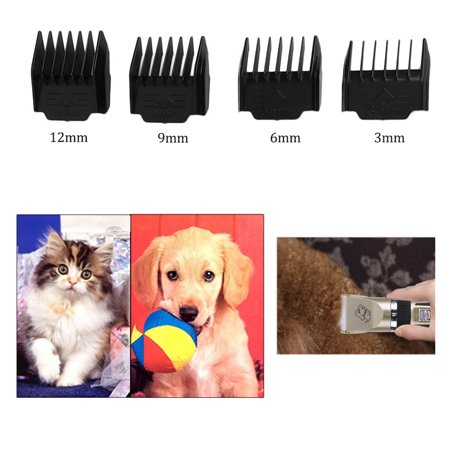 P2 Electric Pet Dogs Hair Fur Clipper Ultra Low Mute Trimmer
