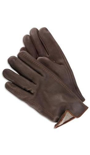 Cashmere Lined Driving Gloves | Shopping Guide: Warm Winter Gloves for Men #men #style #gloves