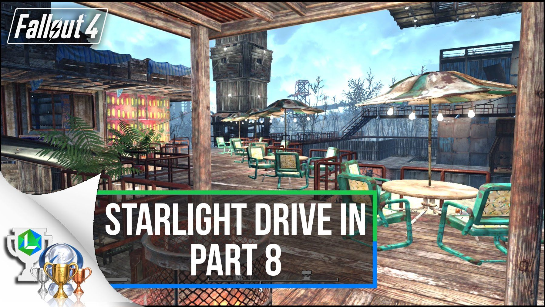 fallout 4 guide lets build starlight drive in settlement build