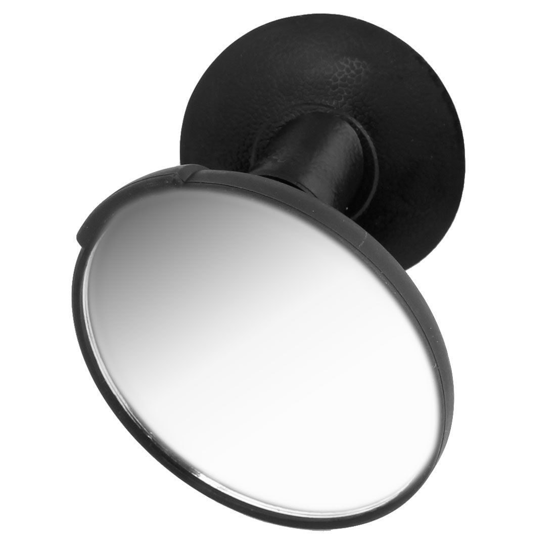 TOYL Car 360 Degree Rotary Rear View Blind Spot Mirror Black
