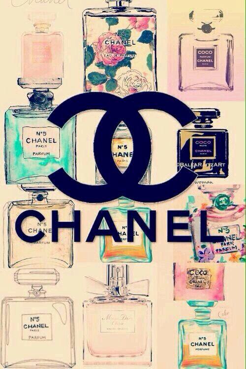 Life Through The Eyes Of Anru Mira Esta Imagen Que Encontre En We Heart It Chanel Wallpapers Vintage Perfume Perfume