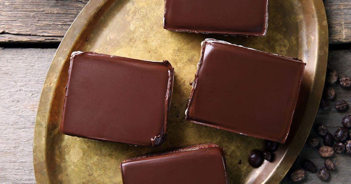 حلى المارس بالبسكويت Arabic Food Griddle Pan Sweets