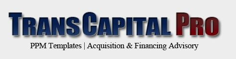 Ppm Templates For Sale Private Placement Memorandums Equity
