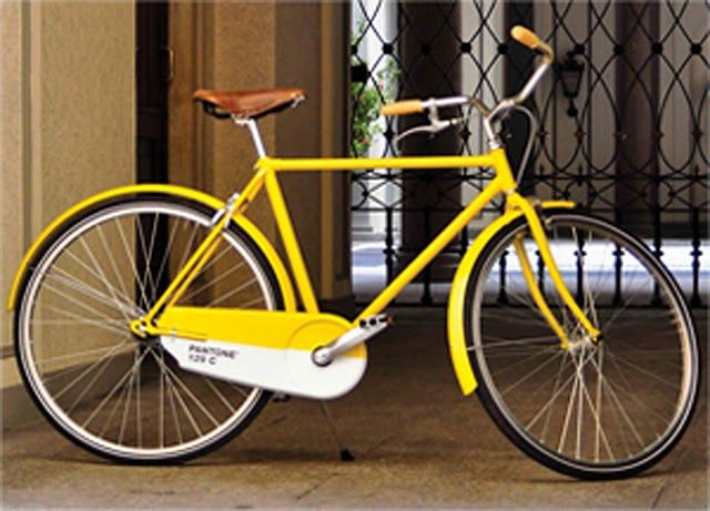 Pantone Bike / Abici