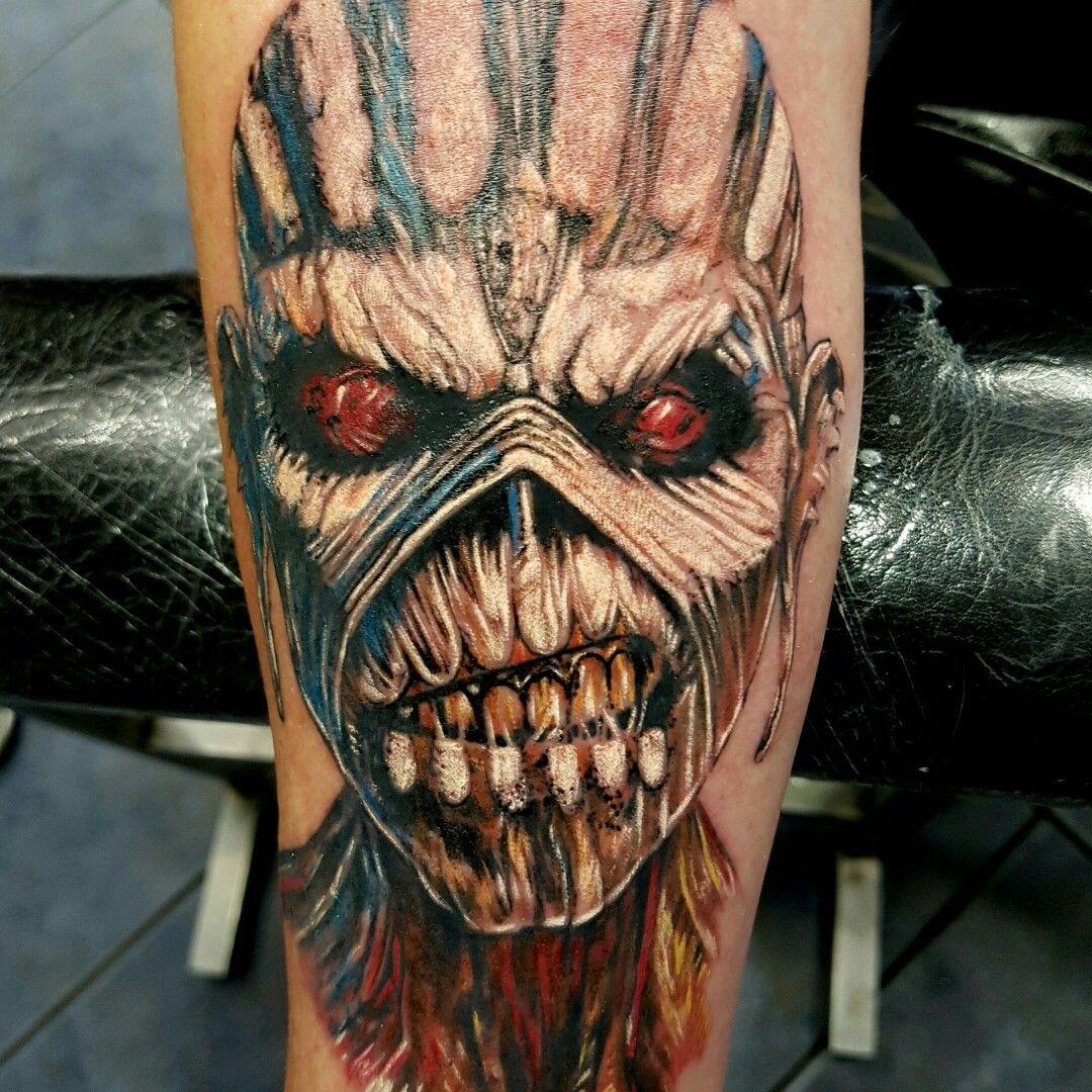 Eddie Iron Maiden Tattoo Iron Maiden Tattoo Iron Maiden Eddie Tattoos