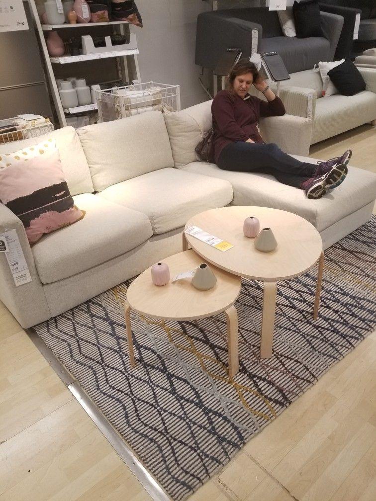 Ikea Vimle Wohnung Kleine Wohnung Wohnzimmer