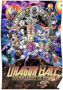 Tournament of Power Poster