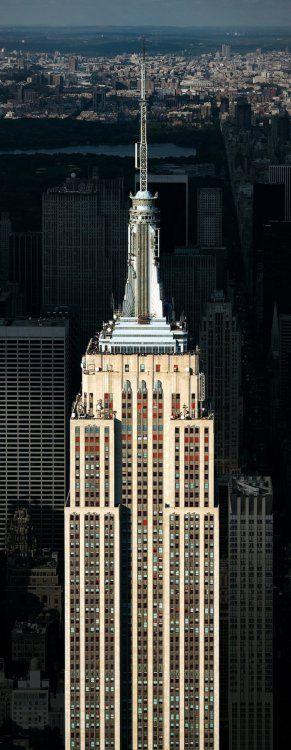 Fotos de New York, com vista panorâmica (terceira parte)