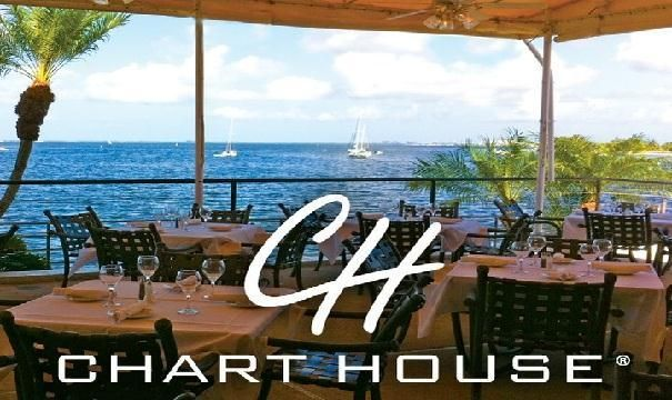 Miami chart house with an exotic menu and great views you re