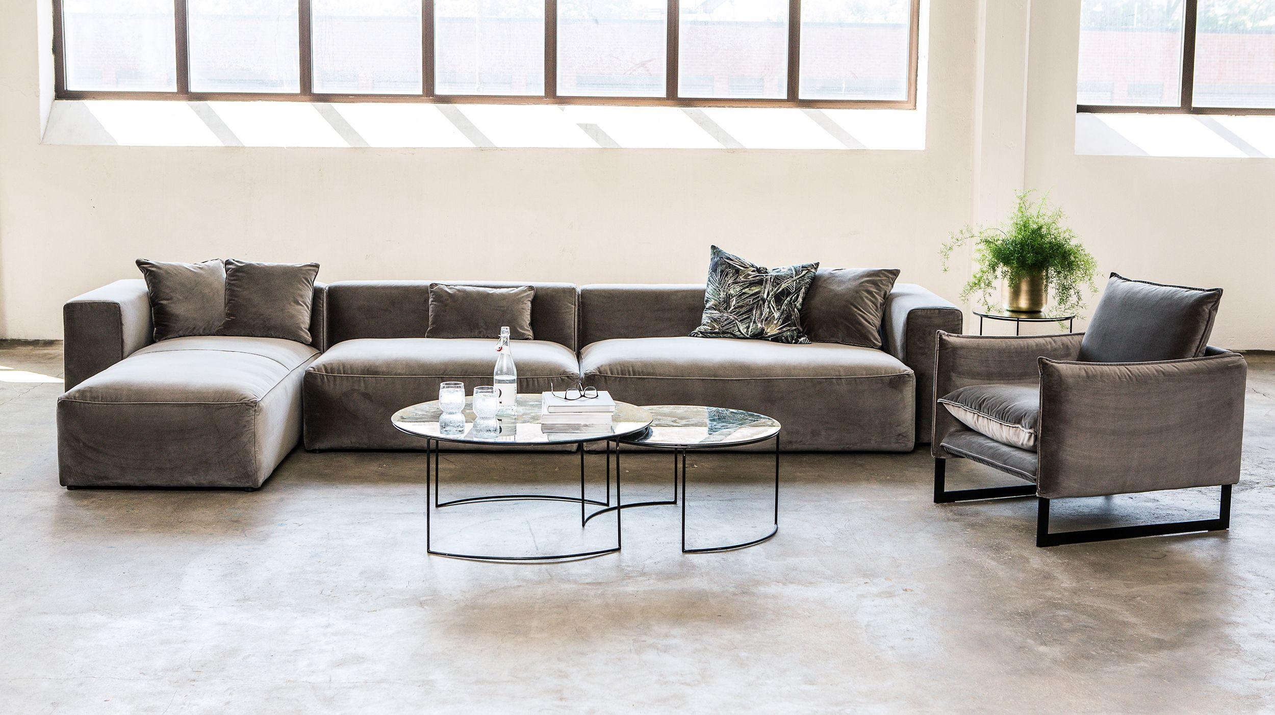 Luna lounge sofa - Home&Cottage | Home&Cottage | Pinterest | Lounge sofa