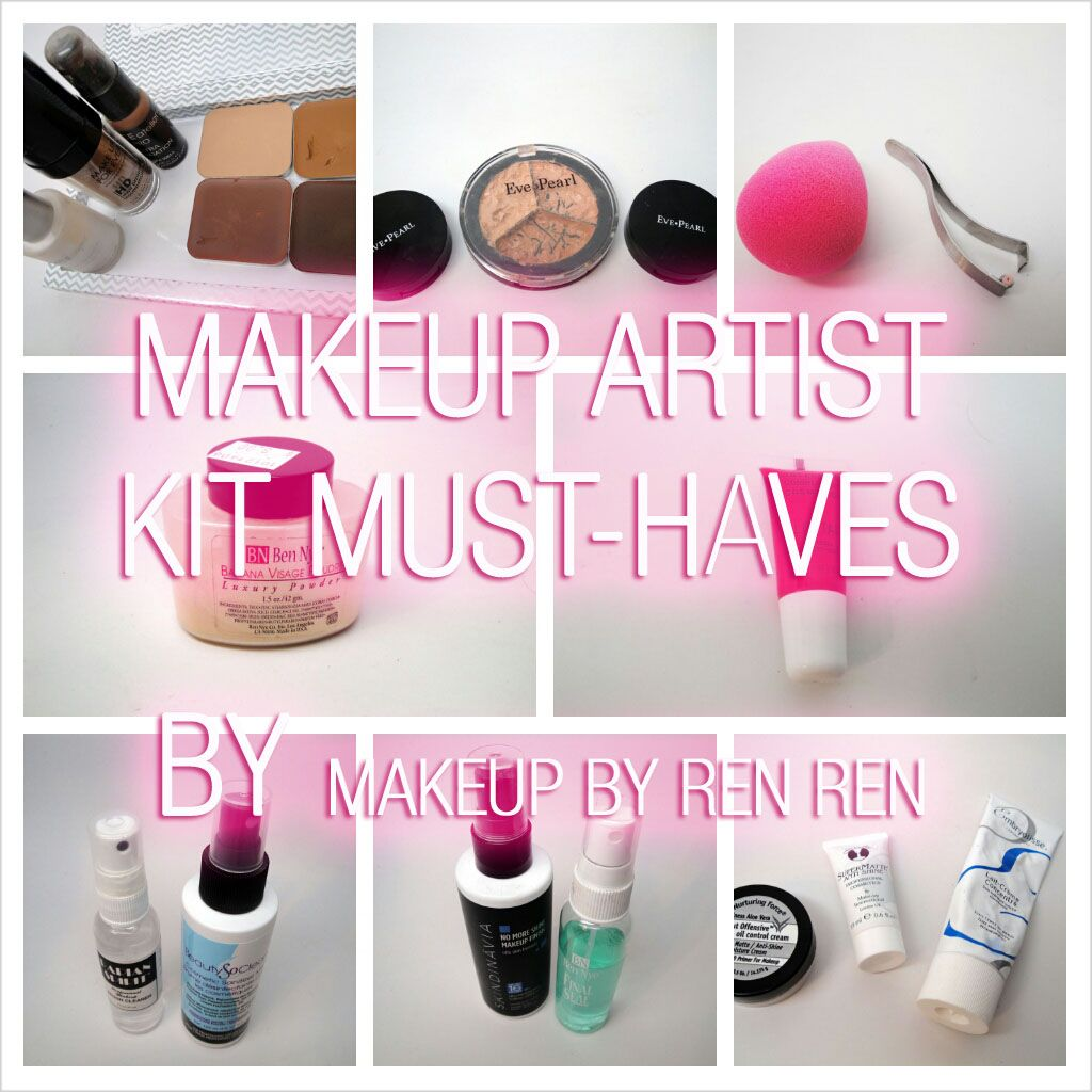 Makeup Artist Series Makeup Artist Kit MustHaves feat