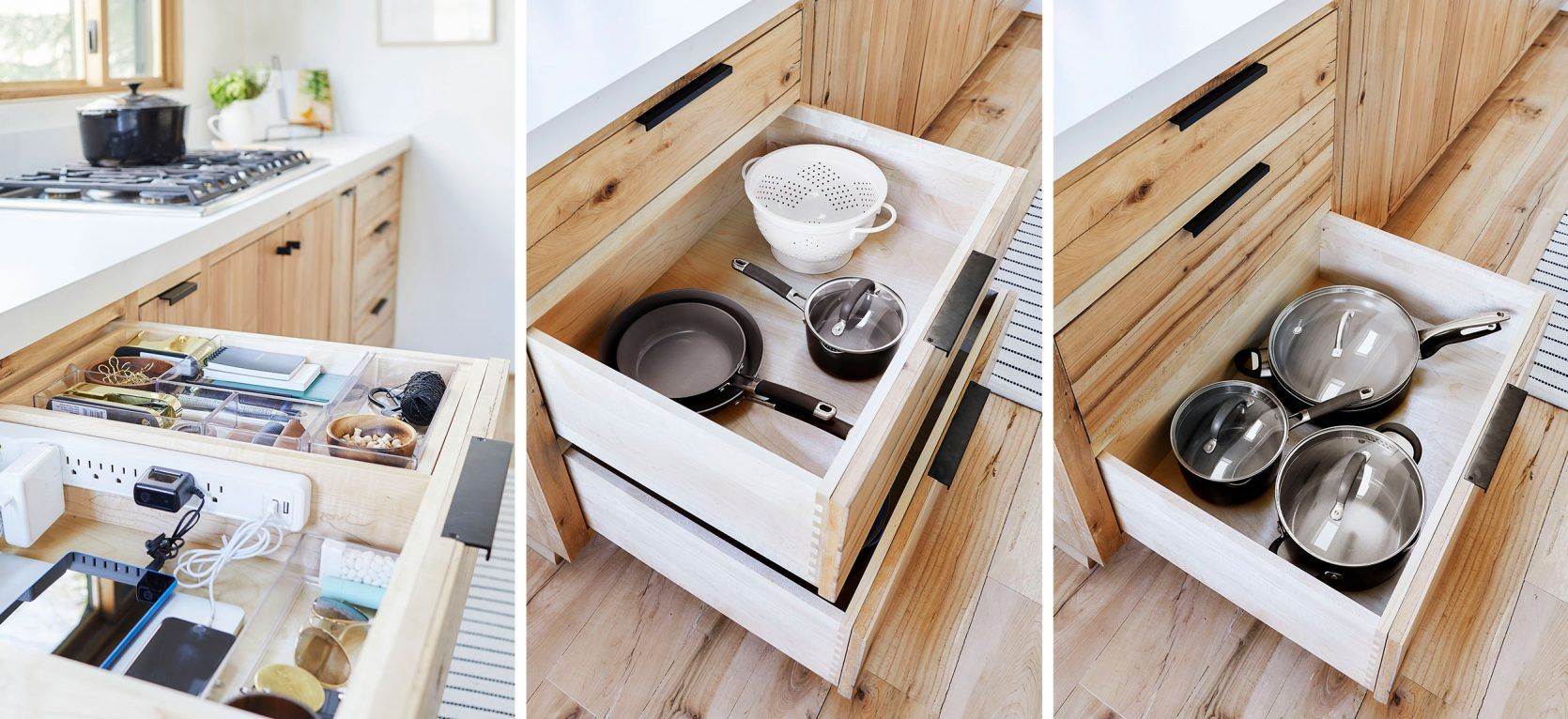 How To Organize Kitchen Drawers Cheap