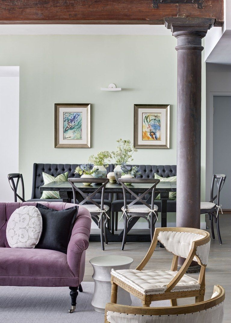 how to arrange furniture in an open space blogger inspiration rh pinterest ca