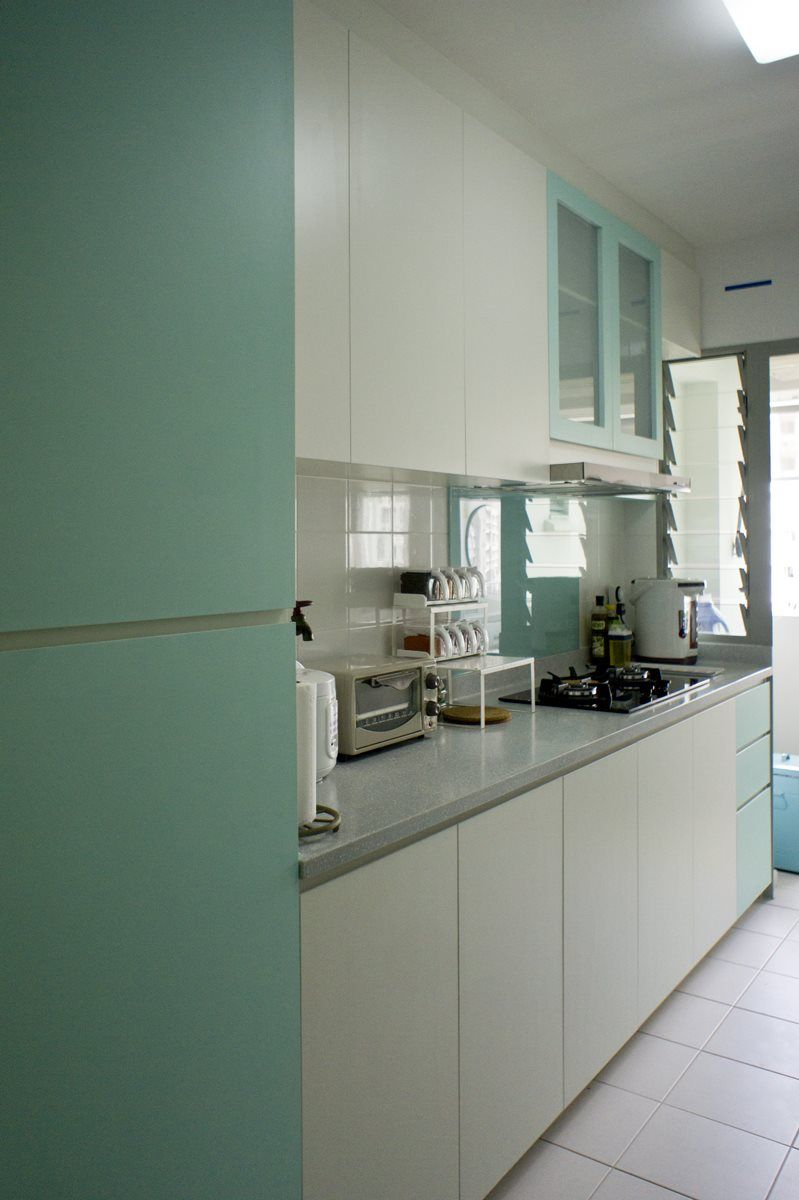 BTO Kitchen   Punggol Place   Kitchen decor, Home decor ...